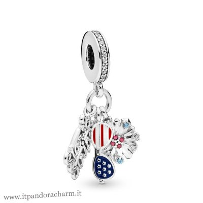 Pandora Originale American Icons Dangle Charm