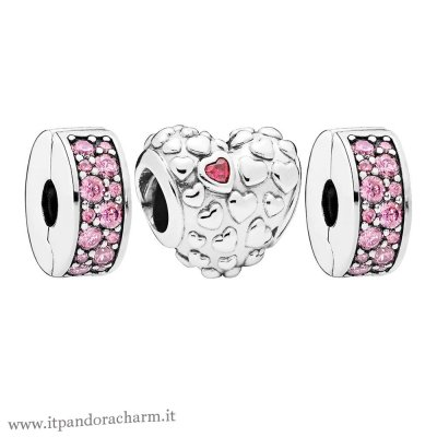 Pandora Originale Mum In A Million Charm Pack