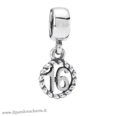 Pandora Originale Compleanno Charms Dolce 16