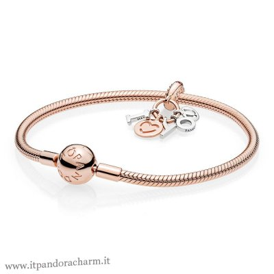 Pandora Originale Pandora Rose I Amore You Bracelet